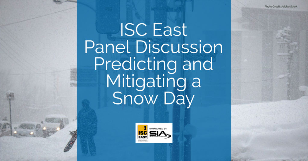 Predicting and Mitigating a Snow Day